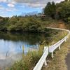 舟木谷池(岡山県久米南)