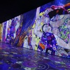 済州島(チェジュ島)ギャラリー #光のアート「光のBUNKER:クリムト」