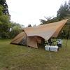 【夏キャンプ】虫が怖くない、快適に過ごせるテント・タープ9選【初心者向け・2021年版】