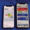 【iPhone 12 mini】機種変更でApple Walletのカード移動のコツは?クレジットカード、Suica、Smart Debit、メルペイを移動してみた