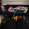 UA搭乗記(機内食とかシートとか)
