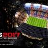 Pro Evolution Soccer 2017のプレイ開始