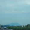 筑波山の撮影を辞する