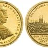 ニュルンベルク1925年13ダカットゴールドメダル