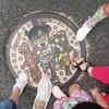 鳥取旅行2日目コナンストリート