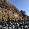 竜口、溶岩流下に遺跡あり(竜の口遺跡)