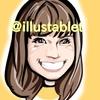 iPadで描いた 土屋太鳳さんの似顔絵と似顔絵が出来上がるまで。