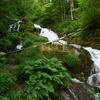 猛暑の北海道≪#7≫滝 ― 冬でも凍らない 「不動滝」―