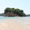 小豆島の名所「エンジェルロード」へ。ここの景色を見ればあなたの疲れも吹っ飛ぶはず。