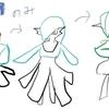 【Pokemon GO】ラルトスの進化にびっくり。オス♂しかエルレイドになれない。