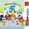 3歳娘と1歳息子のお気に入り、『Disney Junior Music Nursery Rhymes』の動画が可愛い♪