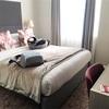 滞在しているホテル(部屋・朝食・治安・周辺情報など) - Blandford Hotel (最寄り:ベイカーストリート駅)