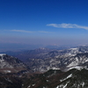 【一人登山】雪の飯縄山と四阿山に登ってきた(四阿山編) ー雪山初心者はコースを間違えるととても焦りますー