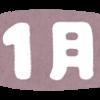 1月前半の練習日記 スイム2回、筋トレ5回