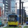 近鉄旅③ 阪堺電気軌道 in around the ハルカス