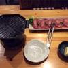🚩外食日記(164)    宮崎       🆕「うちん家」より、【プチ鉄板タン塩】【牛麺】‼️
