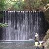 三重県いなべ市大安町 宇賀渓キャンプ場 マイナスイオンで断酒継続(断酒8日目)
