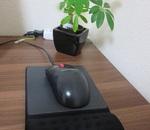 新しいマウスパッドで作業の効率化!パソコン作業の疲労低減とイライラ解消!!