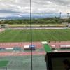実況席から見たサッカーレポ 〜福島vs富山〜