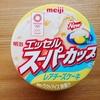 【レポ】明治エッセルスーパーカップレアチーズケーキ【アイス】