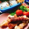 【キャラ弁】お弁当に!豚肉巻きチーズ