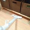 【時短家事】小まめ掃除のコツは床にすき間をあけると断然ラク!