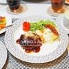 ハンバーグの日のおうちごはん(2日分の記録)/My Homemade Dinner/อาหารมื้อดึกที่ทำเอง