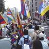 「チベットを返せ!〜Tibet for Tibetans〜」在日チベット人コミュニティー主催デモ行進@六本木