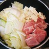 鍋に入れるだけ、肉豆腐 完成