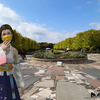 フウナ in リアル 2020・10月 国立昭和記念公園 ーその2-