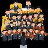 交響的序曲のアノ音