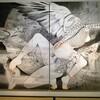 羽黒洞の亀井三千代展「カルマフリー」を見る