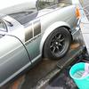 40年保ちたい。旧車の洗車方法。
