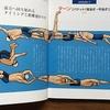練習 背泳ぎスタート(疑似飛び込み)とバケットターン