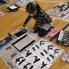 3・4年生:書き初め会②