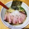 【神奈川】小田原駅『城下町どすん』鶏だし塩チャーシューめん。