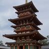 【写真複製・写真修復の専門店】奈良 薬師寺 東塔