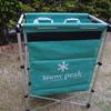 キャンプのゴミ箱はやっぱりスノーピークのガビングスタンドが便利だったって話
