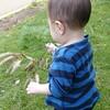 慣らし保育8日目、保育園に行くことを察して不機嫌になる息子。