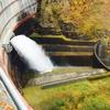 【北海道旅行】定山渓①秋の豊平峡ダムは自然と人が作った景色が融合する場所