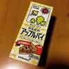 【新発売】アップルパイ味の豆乳飲料を飲んでみた