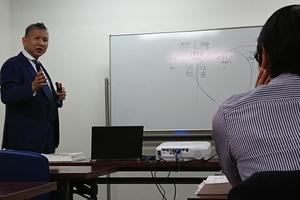 11月の伝統再築士講習