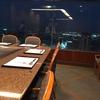 夜景を見ながら鉄板焼きを♪ANAクラウンプラザホテル金沢で結婚記念ディナー。