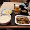 晩ごはんは、松屋フーズで