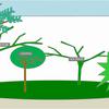 庭の改造プラン(予定)