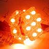 ウインカーLED化計画・自作LEDウインカーバルブVer.2完成
