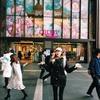 テラスハウスローレンのイラストが大阪LUCUAの店頭広告に!!TGCへの出演も決定!!