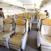 アシアナ航空A330ビジネスクラス搭乗記【東京(羽田)=ソウル(金浦)】