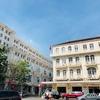 映画「インドシナ」の舞台となった「コンチネンタルホテル・サイゴン」@ホーチミン, ベトナム