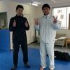 ねわワ宇都宮 1月14日の柔術練習